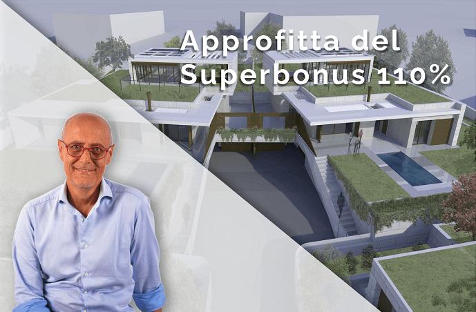 Scopri il superbonus 110 con l'architetto Virginio Melaranci