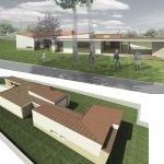 Progetto e realizzazione di una villa unifamiliare a Genzano di Roma