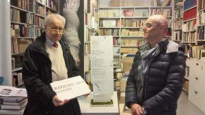 Marcello Fagiolo e Virginio Melaranci