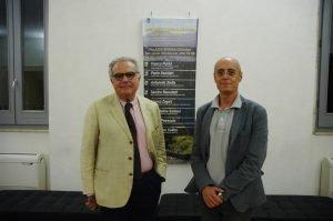 Paolo Desideri e Virginio Melaranci