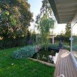 Ristrutturazione spazio esterno e nuovo giardino in un villino a Genzano di Roma