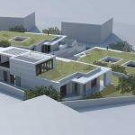 complesso residenziale di 6 unità abitative a Genzano di Roma